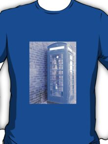 the tardis it is not T-Shirt