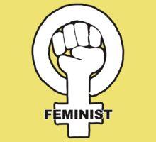 FEMINIST UNITE by BlackMagic64