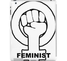 FEMINIST UNITE iPad Case/Skin
