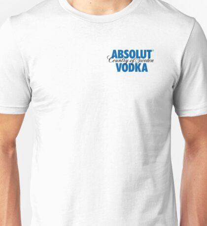 Absolut Vodka Unisex T-Shirt