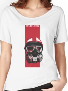Gasser-Red Women's Relaxed Fit T-Shirt
