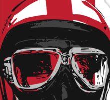 Gasser-Red Sticker