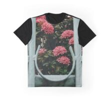 The Mint Fence no. 1 Graphic T-Shirt
