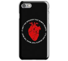 hoty red iPhone Case/Skin