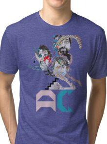 ANIMAL COLLECTIVE LOGO 2016 WYTR Tri-blend T-Shirt