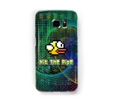Hit The Pipe Flappy Bird Samsung Galaxy Case/Skin