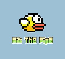 Hit The Pipe Flappy Bird Unisex T-Shirt
