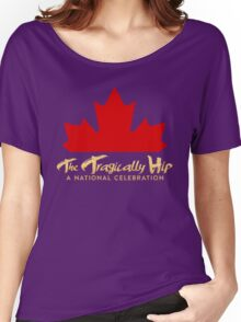 THE TRAGICALLY HIP LOGO 2016 WYTR001 Women's Relaxed Fit T-Shirt