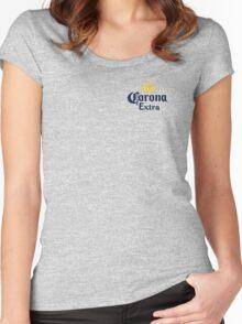 Corona Women's Fitted Scoop T-Shirt