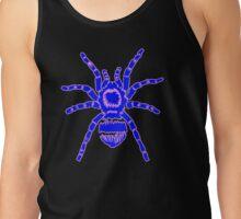 Tarantula! Blue and Purple Tank Top