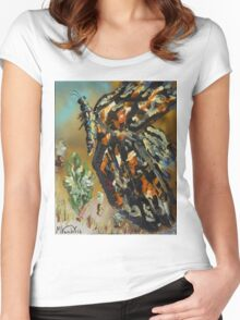 Milk Weed Women's Fitted Scoop T-Shirt