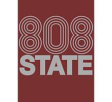 808 STATE Photographic Print