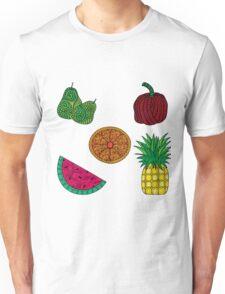 Sicilian Fruit Unisex T-Shirt