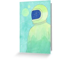 Wanderer Within Greeting Card