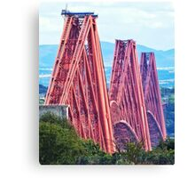 Engineering beauty! Canvas Print