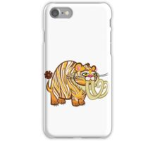 Cat-A-Saurus iPhone Case/Skin