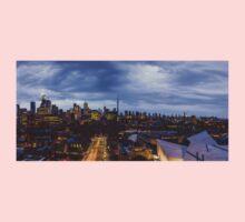 Toronto Skyline 7 One Piece - Short Sleeve