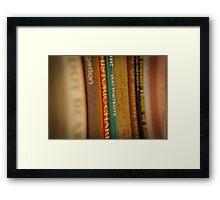 """""""Dog Portraits"""" Framed Print"""