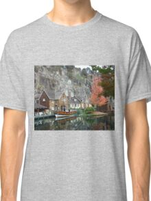 Penny Royal Powder Mill - Launceston Tasmania Classic T-Shirt