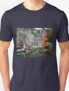 Penny Royal Powder Mill - Launceston Tasmania Unisex T-Shirt