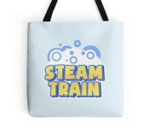 Steam Train Logo! Tote Bag
