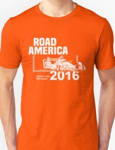 IndyCar at Road America (2016) Unisex T-Shirt