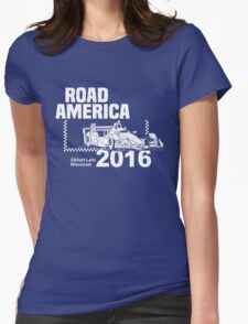 IndyCar at Road America (2016) Womens Fitted T-Shirt