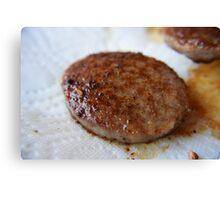 Sausage Canvas Print