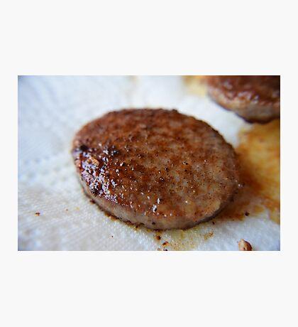 Sausage Photographic Print