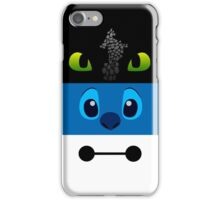 Los tres colores iPhone Case/Skin