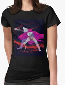 Abyss Watcher Two Womens Fitted T-Shirt