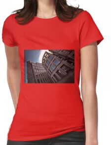 The Vancouver Public Library Womens Fitted T-Shirt