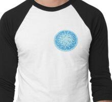 Tabletop Mosaic Men's Baseball ¾ T-Shirt