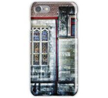 Baptist Church wall iPhone Case/Skin