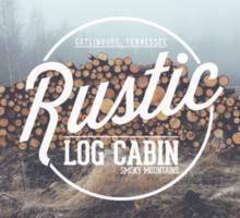 Rustic Sticker
