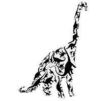 Sauropod 2 Photographic Print