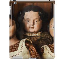 Antique Dolls iPad Case/Skin
