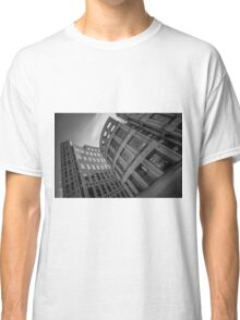 The Vancouver Public Library- Black and White  Classic T-Shirt