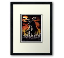 The GrimmDigger Framed Print