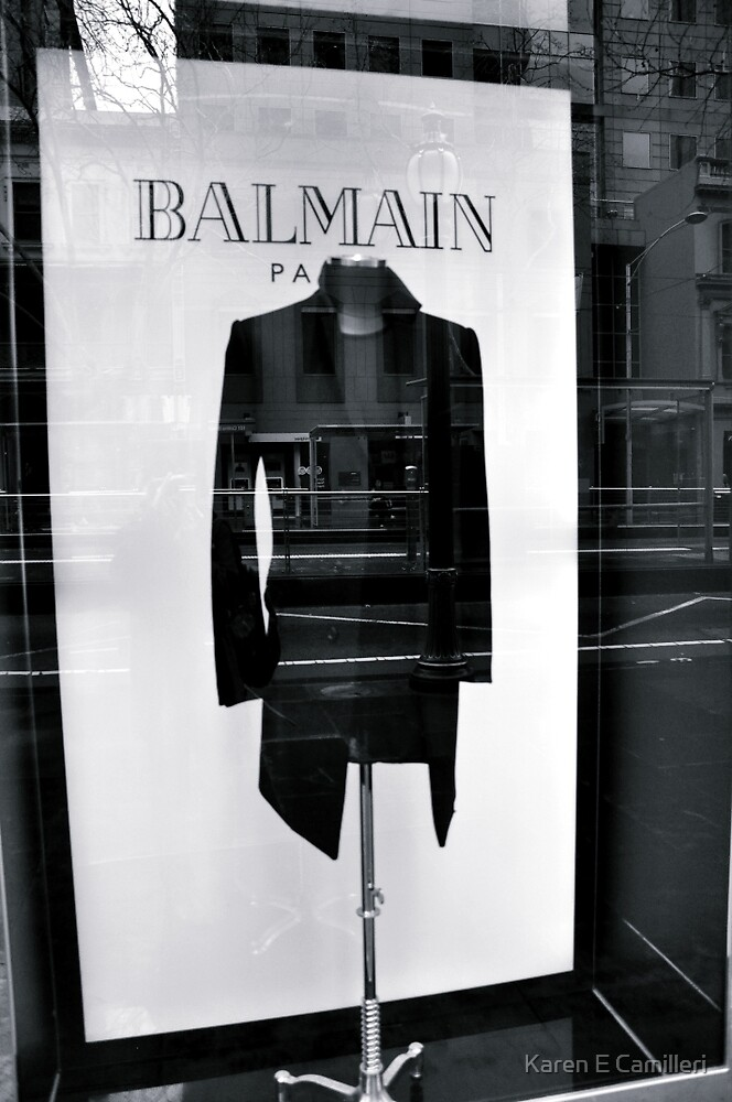 reflected fashion by Karen E Camilleri