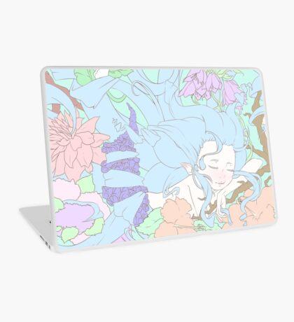 Garden Nap Laptop Skin