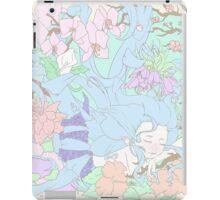 Garden Nap iPad Case/Skin