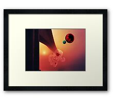 Other worldly  Framed Print