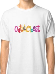 Out of the Closet Classic T-Shirt