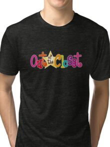 Out of the Closet Tri-blend T-Shirt