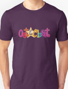Out of the Closet Unisex T-Shirt