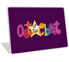 Out of the Closet Laptop Skin