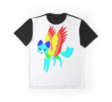 I Believe Neon Pop Graphic T-Shirt