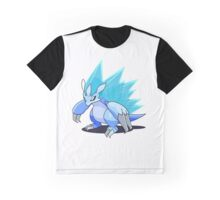 Alola Sandslash Graphic T-Shirt