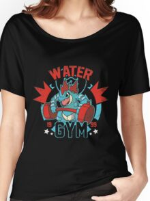 Pokemon - Water Gym Women's Relaxed Fit T-Shirt